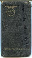 - Petit Carnet Pub ROLS Oil - Phocéa Oil Com, Compte Agriculteur, 1938, Croquis, Portrait Soldats 281 éme, 1940,  Scans. - Documents