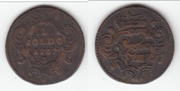 **** ITALIE - ITALIA GORIZIA - SOLDO 1767 G MARIA THERESA **** EN ACHAT IMMEDIAT !!! - Regional Coins