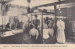 "Commerce - Magasins - Magasin ""Aux Dames De France"" Angers - Mode Femme - Confection Robes - Negozi"