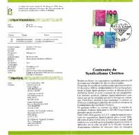 2238  Prévente J-0 FDC J0 Belgique Syndicat Chrétien 100 Ans Sur Document De La Poste 13-12-1986 4020 Liège - Postdokumente