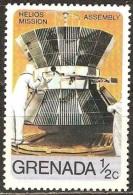 Grenade - 1976 - Assemblage D'Hélios - YT 702 Neuf Sans Charnière - MNH - Space
