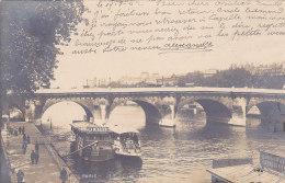 75 - Paris - Le Pont Neuf (animation, Précurseur, 1902) - Ponts