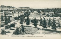 MA MARRAKECH / Panorama De La Ville Nouvelle / - Marrakech