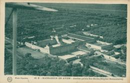 MA MARRAKECH / Palais Dar Beïda, Hôpital Maisonnave / - Marrakech