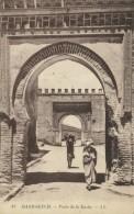 MA MARRAKECH / Porte De La Kasba / - Marrakech
