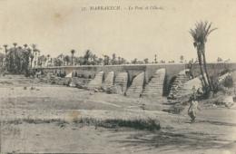 MA MARRAKECH / Pont Et L'Oasis / - Marrakesh