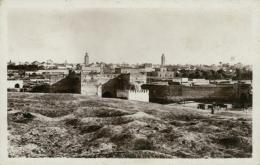MA MARRAKECH / Panorama De La Ville / - Marrakech