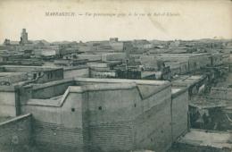 MA MARRAKECH / Vue Panoramique / - Marrakech
