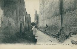 MA MARRAKECH / Rue De La Médina / - Marrakech