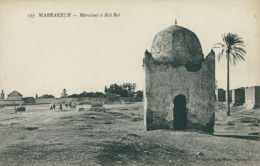 MA MARRAKECH / Marabout à Bab Rob / - Marrakech
