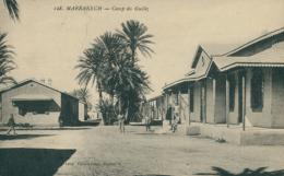 MA MARRAKECH / Camp Du Guéliz / - Marrakech