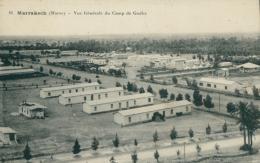 MA MARRAKECH / Camp Du Guéliz / - Marrakesh