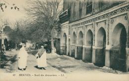 MA MEKNES / Souk Des Armuriers / - Meknès