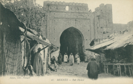MA MEKNES / Bab Djeded / - Meknès