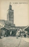 MA MEKNES / Mosquée Med'Jarine / - Meknès