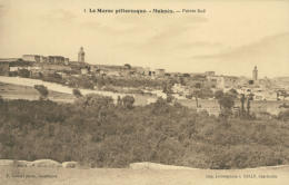 MA MEKNES / Pointe Sud / - Meknès