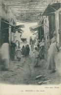 MA MEKNES / Rue Arabe / - Meknès