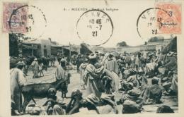 MA MEKNES / Le Souk / - Meknès