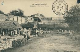 MA MEKNES / Marché Aux Grains / - Meknès