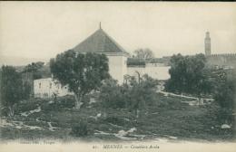 MA MEKNES / Cimetière Arabe / - Meknès