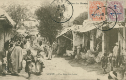 MA MEKNES / Rue D'Artisans / - Meknès