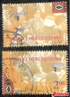 Bosnia Sarajevo - EUROPA 2006 Used - Bosnia And Herzegovina