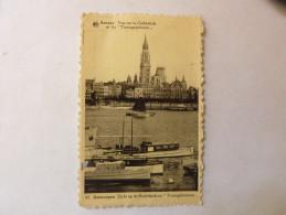 """ANVERS - Vue Sur La Cathédrale Et Les """"Torengebouwen"""" - Antwerpen"""