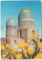 UZBEKISTAN POST CARD Samarkand - Oman