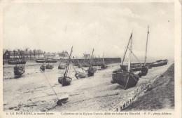 80  Somme  -  Le  Hourdel  ,  Le  Hourdel  à  Marée  Basse    -  Serie  :  Collection  De  La  Maison  Gavois  Débit ... - Le Hourdel