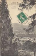 88  Vosges  -  Remiremont  ,  Echappée  Sur  L'Avenue  De  La  Gare  Et  St  Etienne    -  Serie  :  Vosges  Illustrées - Remiremont