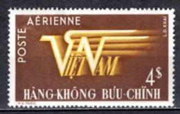 1953 VIETNAM 4 Pia. AIRMAIL MICHEL: 75 MNH ** - Vietnam