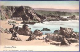 Miramar, Playa - No 533 -  Propiedad Del Editor Carlos Brandt, Valparaiso - Chile