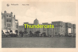 CPA HELIOPOLIS  PALACE HOTEL - Autres