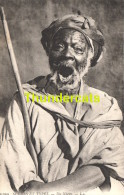 CPA  AFRIQUE SCENESET TYPES UN NEGRO HOMME - Autres