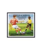 Antigua & Barbuda Block 106 ** - Antigua Und Barbuda (1981-...)