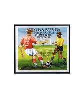 Antigua & Barbuda Block 115 ** - Antigua Und Barbuda (1981-...)