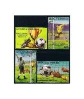 Antigua & Barbuda 968/71 ** - Antigua Und Barbuda (1981-...)