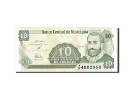 Nicaragua, 10 Centavos, 1990-1992, KM:169a, Undated (1991), NEUF - Nicaragua