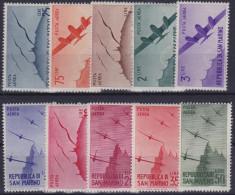 SAN MARINO 1946 PA Serie Completa / Gomma Integra Prezzo Catalogo Euro 32,50 - Nuovi