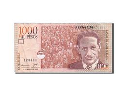 Colombie, 1000 Pesos, 2001, 2005-03-02, KM:450h, TTB - Colombie