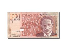 Colombie, 1000 Pesos, 2001, 2005-03-02, KM:450h, SUP - Colombie