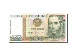 Pérou, 1000 Intis, 1985-1991, KM:136b, 1988-06-28, NEUF - Pérou