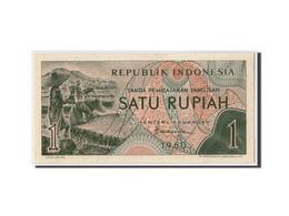 Indonésie, 1 Rupiah, 1960, KM:76, Non Daté, NEUF - Indonesia