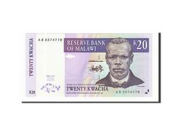 Malawi, 20 Kwacha, 1997, KM:38a, 1997-07-01, NEUF - Malawi