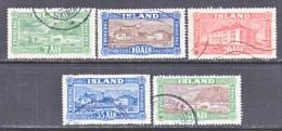 ICELAND  144-8   (o) - 1918-1944 Autonomous Administration