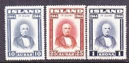 ICELAND  240 +   (o) - 1918-1944 Autonomous Administration