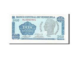 Venezuela, 2 Bolivares, 1989, KM:69, 1989-10-05, NEUF - Venezuela