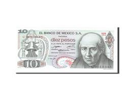 Mexique, 10 Pesos, 1971, KM:63d, 1971-02-03, NEUF - Mexique