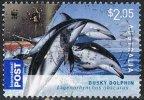 Australia SG3200 2009 Dolphins $2.05 Good/fine Used - Usati