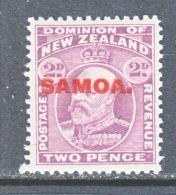 SAMOA  116  * - Samoa